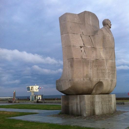 Joseph Conrad monument (1976)