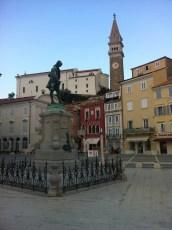 Guiseppe Tartini statue