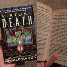 virtual death - shale aaron