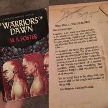 warriors of dead - EA Foster