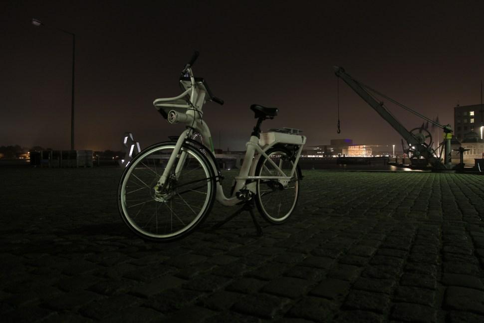cherchez le cycliste
