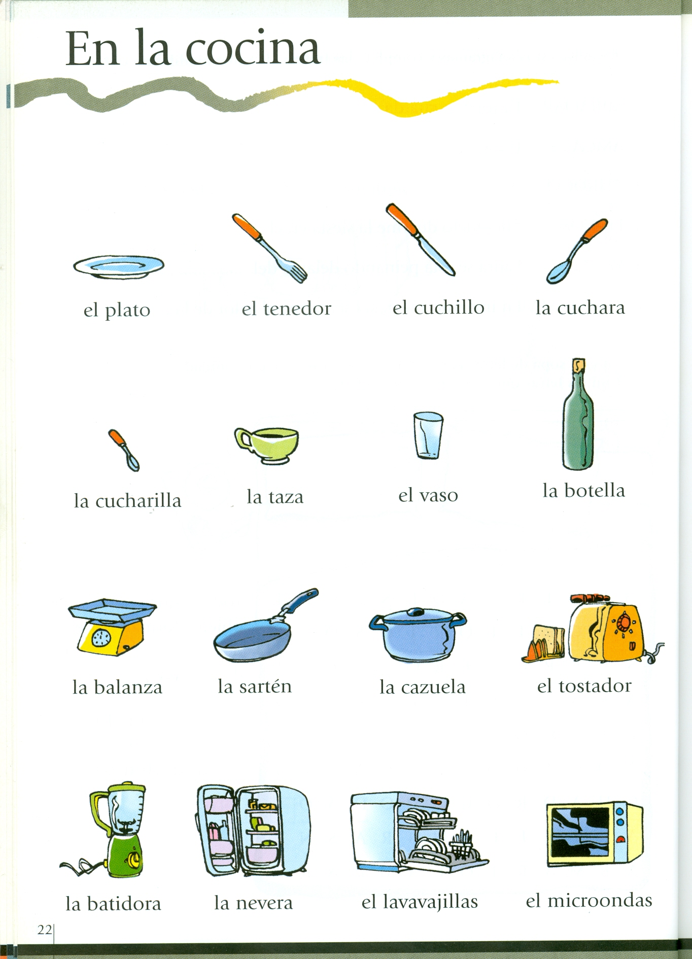 Vocabulario Adriteachspanisha 1 1