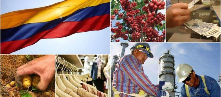 Resultado de imagen para colombia economia comercio
