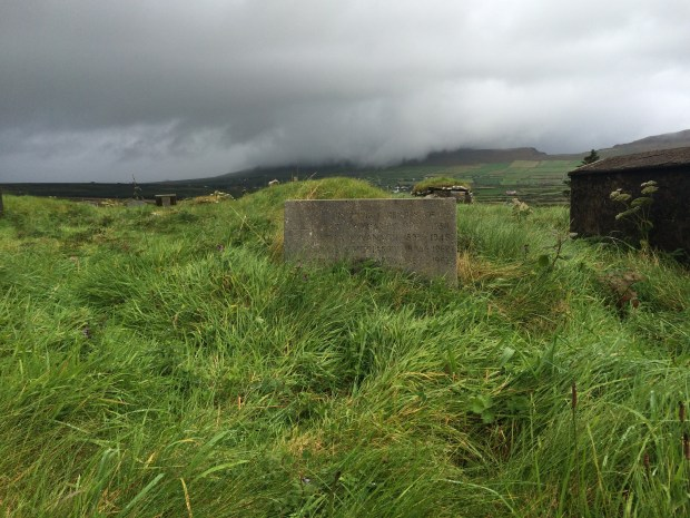 Kerry County Burial Ground, Grave Site