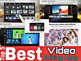 गूगल प्लेस्टोर के Top 5 FreeProfessional Video Editor Apps