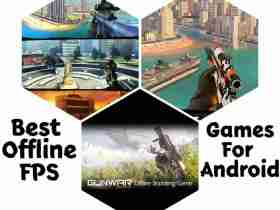 Top 5 best Offline FPS Games For Android