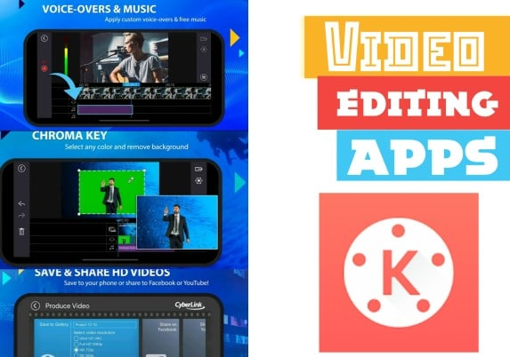 Top 3 Pro Video Editing Apps For Android 2020