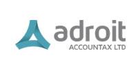 adroit accountax logo