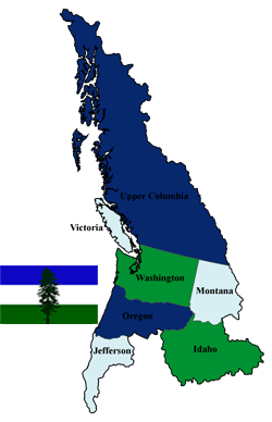 Cascadia Bioregion