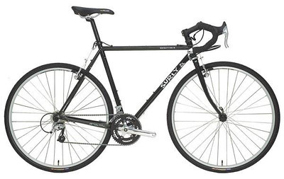 Surly Cross Check in Black