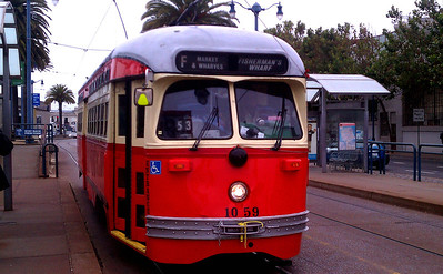 PCC Streetcar (Click for full size image)