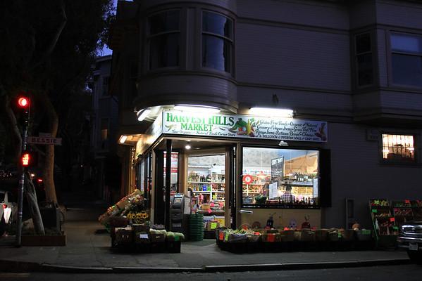 A Corner Store