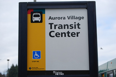 Aurora Village Transit Center