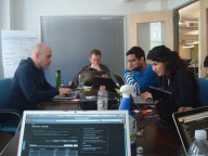 Coder Society Coders Coding Node.js (and Sinatra in the other room... etc)
