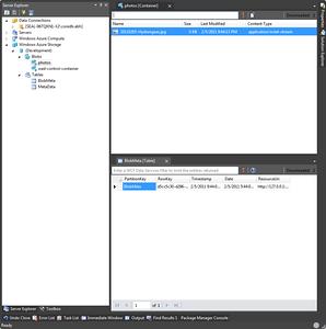 Windows Azure Storage