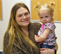 Pamela Reeves is thankful for the support CRS has provided her daughter, MacKenzie