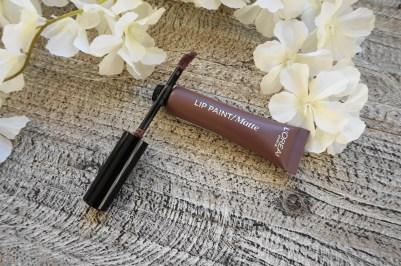 loreal nude ist lip paint