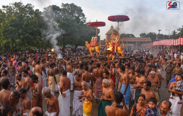நல்லூர் கந்தசுவாமி ஆலய 8 ம் நாள் உற்சவம் 10