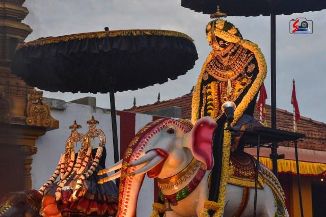 நல்லூர் கந்தசுவாமி ஆலய 9 ம் நாள் உற்சவம் 10