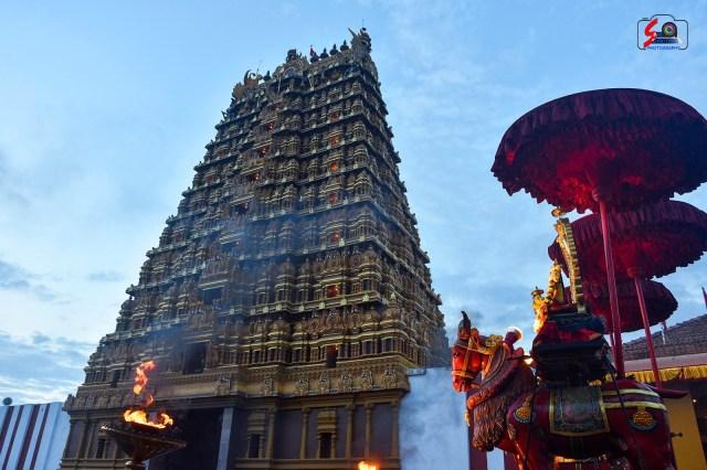 நல்லூர் கந்தசுவாமி ஆலய 15 ம் நாள் உற்சவம் 15