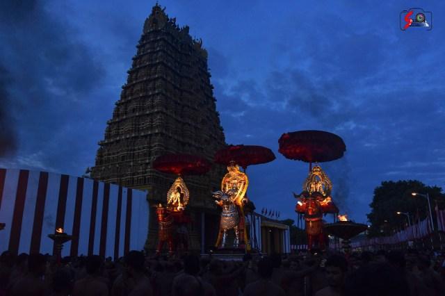 நல்லூர் கந்தசுவாமி ஆலய 15 ம் நாள் உற்சவம் 17
