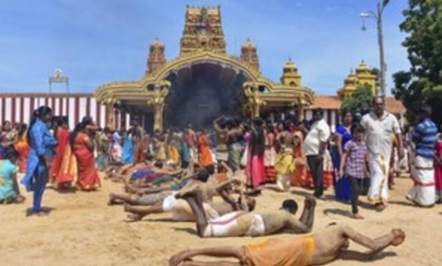 வரலாற்று சிறப்பு மிக்க நல்லூர் கந்தசாமி ஆலயத்தின் கொடியேற்ற மஹோற்சவம் 4