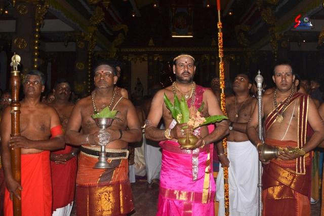 நல்லூர் கந்தசுவாமி ஆலய 16 ம் நாள் உற்சவம் 16