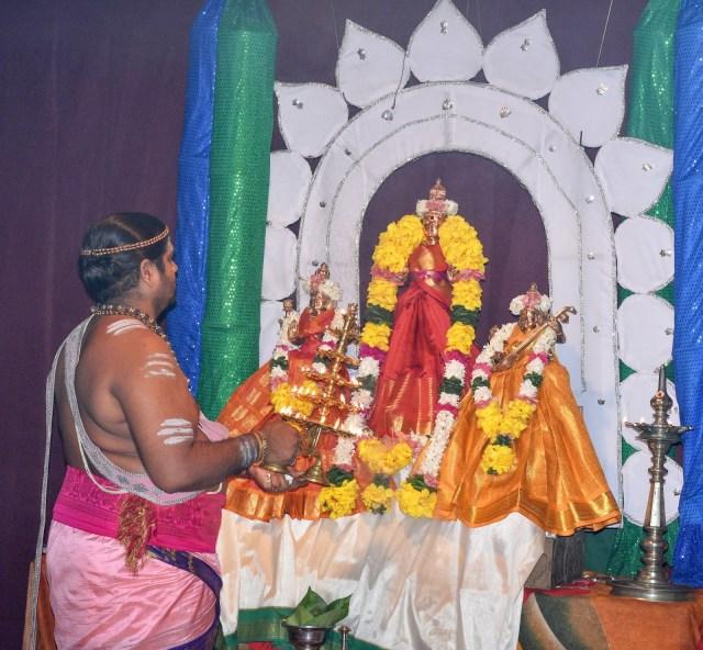 சாரதா நவராத்திரி சண்டீஹோம விழா 5