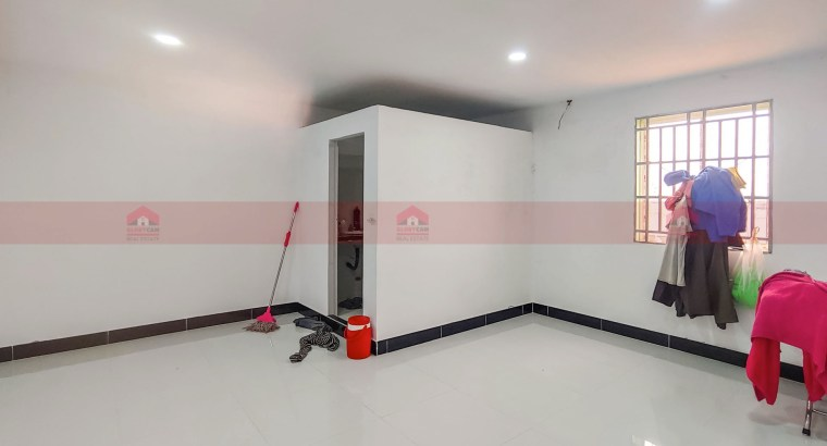 New-build 580 Sq.m warehouse with special decoration
