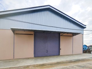 Nice-build warehouse for rent – Phnom Penh Thmei area