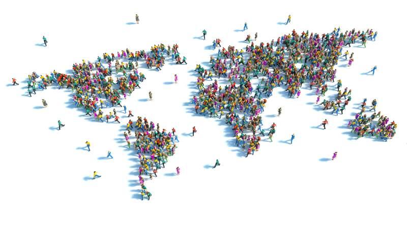 Cuántas personas usan redes sociales en el mundo [Julio 2020]