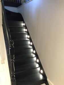 Home stair lighting