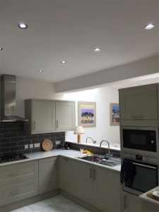 kitchen lighting chalfonts