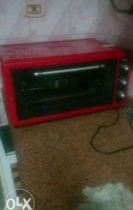 فرن كهربائي تركي احمر