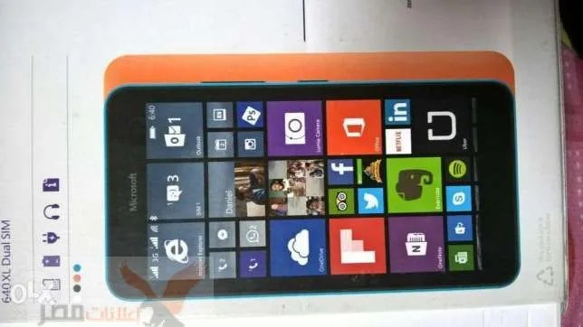 Microsoft Windows Phone 640XL