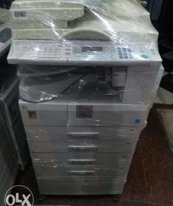 ماكينه ريكو mp2000