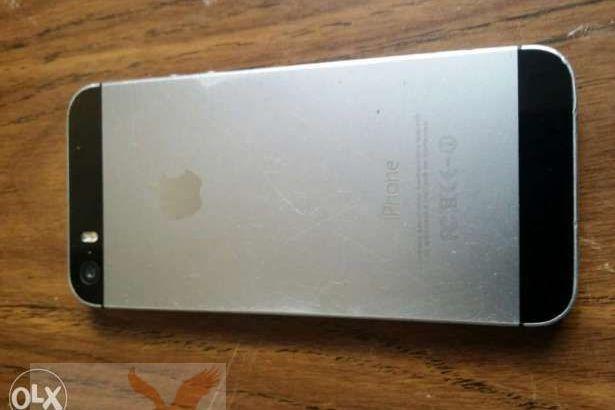 IPhone 5s 16 gb grey
