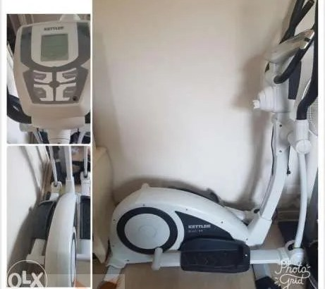Elliptical Kettler Perfect Condition