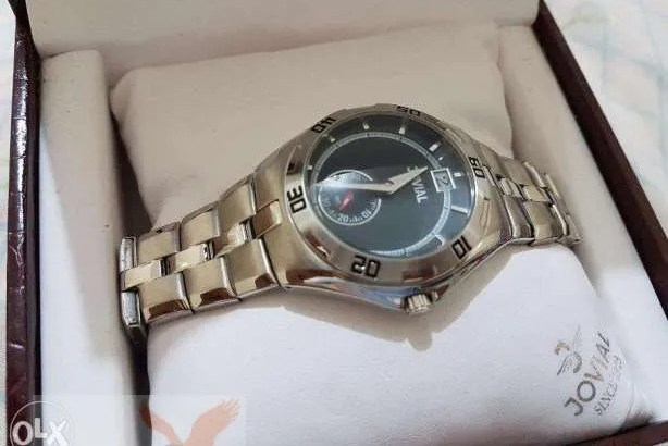 ساعة Jovial watch