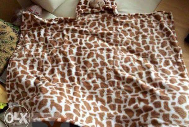 بطانية جديدة