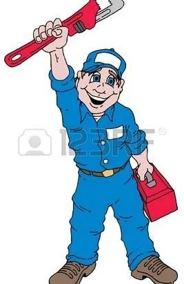 13564190-cartoon-image-of-a-plumber-holding-a-plumbers-wrench
