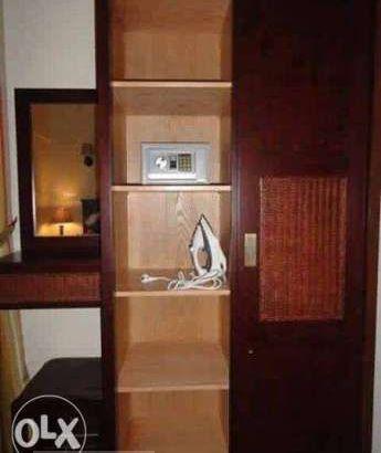 شقة فندقية للايجار بقريه بورتو ساوث بيتش السخنه