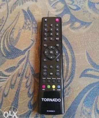 ريموت شاشة tornado اصلى للبيع