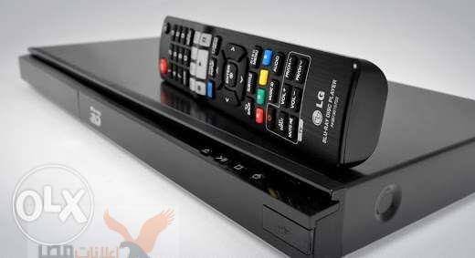 DVD, Blu-Ray, 3D, LG – Smart TV وارد الخارج جديد زيرو بالكرتونة
