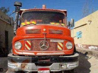 سياره نقل مرسيدس قلاب للبيع