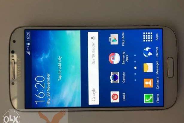 Samsung s4 4G