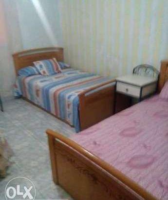 شقة للايجار(مفروشة) بالشيراتون
