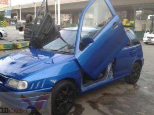 سيارة ابيزا للبيع