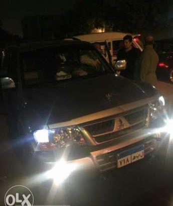 سيارة باجيرو للبيع
