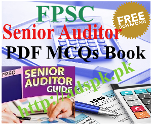 Senior Auditor PDF Book Complete Download Free